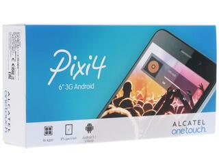 "6"" Смартфон Alcatel One Touch OT-8050D Pixi 4 8 Гб серебристый"