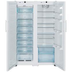 Холодильник Liebherr SBSesf 7222-20 белый