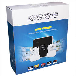 Система видеонаблюдения Vstarcam NVR C37 KIT