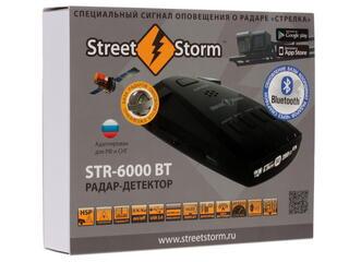 Радар-детектор Street Storm STR-6000BT