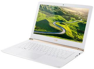 "13.3"" Ноутбук Acer Aspire S 13  S5-371-54UD белый"