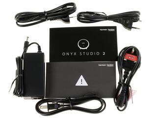 Портативная колонка Harman/Kardon Onyx Studio 2 черный