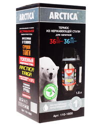 Термос Арктика 110-1800 черный
