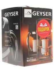 Фильтр-кувшин Гейзер Матисс (хром) 62033