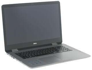 "17.3"" Ноутбук DELL Inspiron 7778 серебристый"