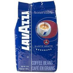 """Кофе в зернах LAVAZZA """"Super Gusto UTZ"""""""