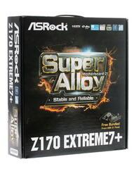 Материнская плата ASRock Z170 Extreme7+