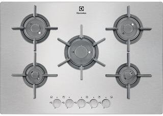 Газовая варочная поверхность Electrolux EGU 97657 NX