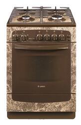 Газовая плита GEFEST 1500 К19 коричневый