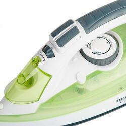 Утюг DELTA LUX DL-350 зеленый