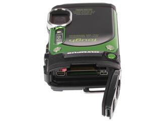 Компактная камера Olympus Tough TG-870 зеленый