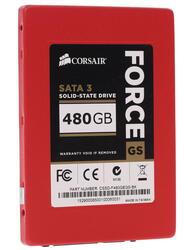 480 ГБ SSD-накопитель Corsair Force GS [CSSD-F480GBGS-BK]