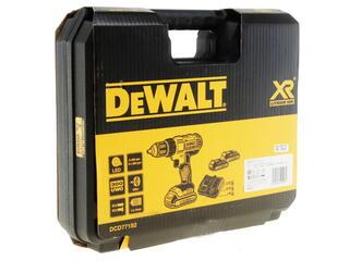 Шуруповерт DeWalt DCD 771S2