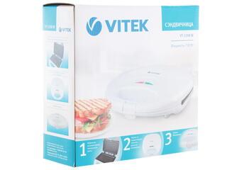 Сэндвичница Vitek VT-1598 W белый