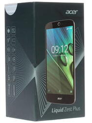 "5.5"" Смартфон Acer Liquid Zest Plus Z628 16 ГБ белый"