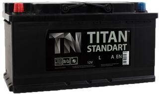 Автомобильный аккумулятор TITAN Standart 6СТ-135.1