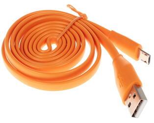 Кабель Partner ПР032979 USB - micro USB оранжевый