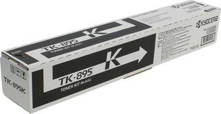 Картридж лазерный Kyocera TK-895K