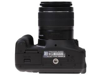 Зеркальная камера Canon EOS 600D Kit 18-55mm DC черный