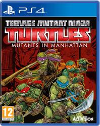 Игра для PS4 Teenage Mutant Ninja Turtles: Mutants in Manhattan