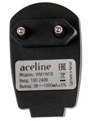 Сетевое зарядное устройство AceLine WM1WCB