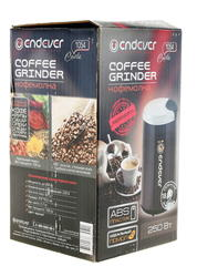 Кофемолка Endever Costa-1054 черный