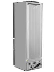 Холодильник с морозильником SHIVAKI SHRF-450MDM-I серебристый