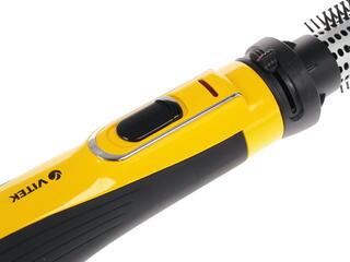 Фен-щетка Vitek VT-2509 Y желтый
