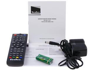 Приставка для цифрового ТВ TESLER DSR-310