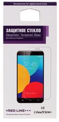 """4.93"""" Защитное стекло для смартфона LG K500 X View"""