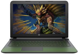 "15.6"" Ноутбук HP Pavilion Gaming 15-ak101ur черный"