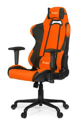 Кресло игровое Arozzi Torretta оранжевый