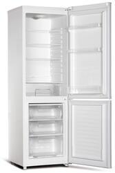 Холодильник с морозильником Hansa FK261.4 белый
