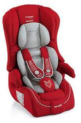 Детское автокресло BREVI Touring красный