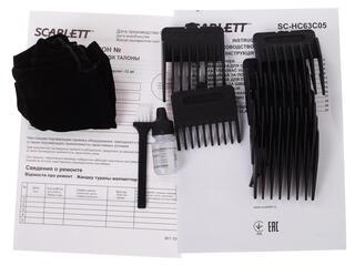 Машинка для стрижки Scarlett SC-HC63C05