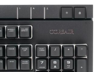 Клавиатура Corsair Strafe Cherry MX Silent