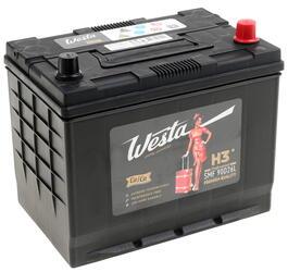 Автомобильный аккумулятор Westa SMF 90D26L