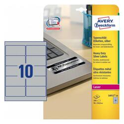 Самоклеящиеся этикетки Avery Zweckform L6012-20