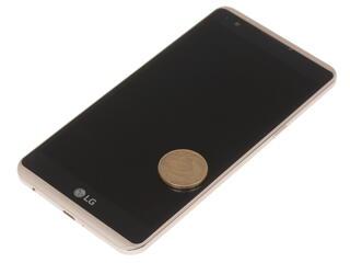 "5.3"" Смартфон LG K220ds X Power 16 Гб золотистый"