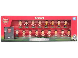 Набор фигурок Soccerstarz - Arsenal 2015 FA Cup Winners