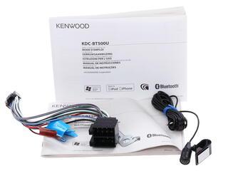 Автопроигрыватель Kenwood KDC-BT500U