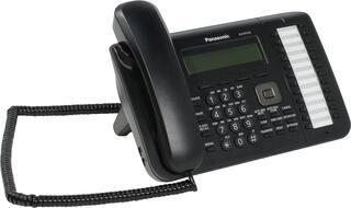 Системный телефон Panasonic KX-NT543RUB