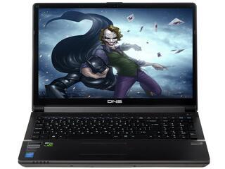 """15.6"""" Ноутбук DNS 0170728 черный"""