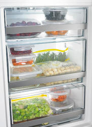 Холодильник с морозильником Gorenje NRK6192MC бежевый