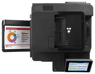 МФУ лазерное HP Color LaserJet Enterprise 600 M680dn