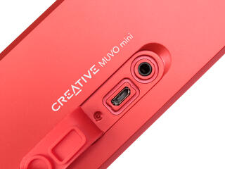 Портативная колонка Creative MUVO mini красный