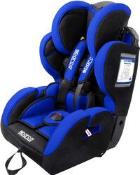 Детское автокресло Sparco F700K синий