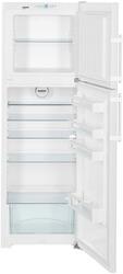 Холодильник с морозильником Liebherr CTP 3316 белый