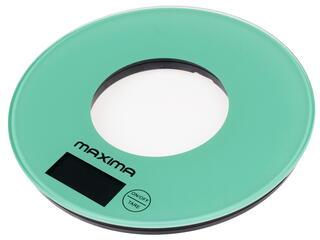Кухонные весы Maxima MS-067 зеленый