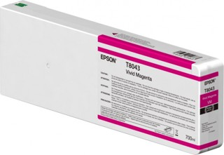 Картридж струйный Epson T8043